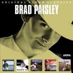 Original Album Classics - 5CD / Brad Paisley / 2013