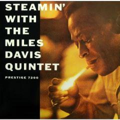 Steamin' with The Miles Davis Quintet - LP / Miles Davis / 2009