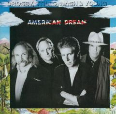 American Dream - cd / Crosby, Stills, Nash & Young / 1988