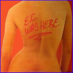 E.C. Was Here - cd / Eric Clapton / 1975