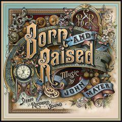 Born And Raised  - 2LP+CD / John Mayer / 2012