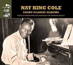 Eight Classic Albums - 4cd / Nat King Cole / 2012