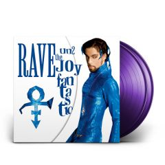 Rave Un2 The Joy Fantastic - 2LP (Lilla vinyl) / Prince / 1999 / 2019
