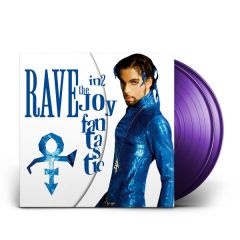 Rave In2 the Joy Fantastic - 2LP (Lilla vinyl) / Prince / 2001 / 2019