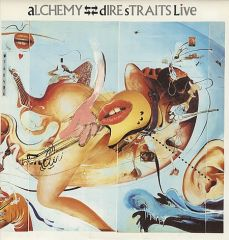 Alchemy - Live - 2LP / Dire Straits / 1984
