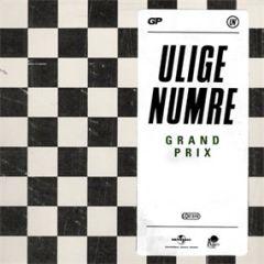 Grand Prix - CD / Ulige Numre / 2015
