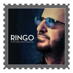 Postcards From Paradise - CD / Ringo Starr / 2015