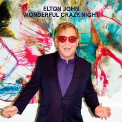 Wonderful Crazy Night - CD (DLX) / Elton John / 2016