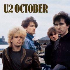 October - cd / U2 / 1981