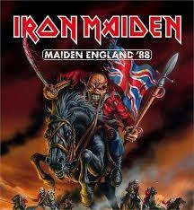 Maiden England '88 - 2 LP Picture Disc / Iron Maiden / 2013