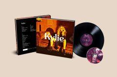 Golden - LP+CD+Bog Bokssæt / Kylie Minogue / 2018