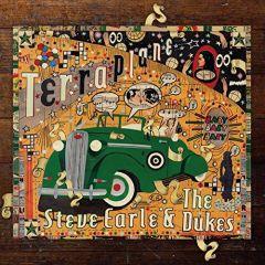 Terraplane - LP / Steve Earle and The Dukes / 2015