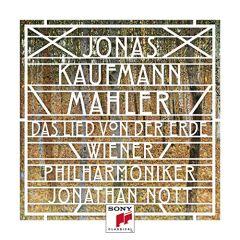 Das Lied Von Der Erde - CD / Jonas Kaufmann   Mahler / 2017