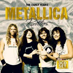 Rarities - 3CD / Metallica / 2018