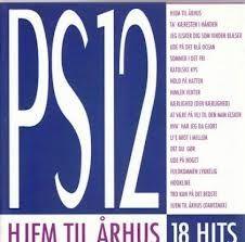 Hjem til Århus - 18 hits - CD / På Slaget 12 / 1993