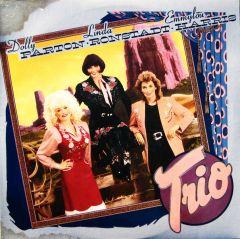 Trio - LP / Dolly Parton, Linda Ronstadt, Emmylou Harris / 1987