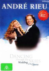Dancing Through The Skies - Wedding At The Opera (DVD+CD) / Andre Rieu / 2008