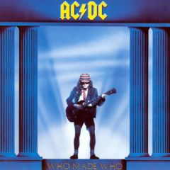 Who Made Who - cd / AC/DC / 1986