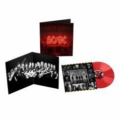 Power Up - LP (Rød vinyl) / AC/DC / 2020