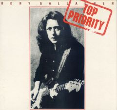 Top Priority - CD  / Rory Gallagher / 1979