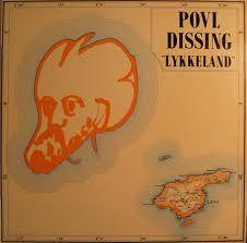 Lykkeland - LP / Povl Dissing / 1977