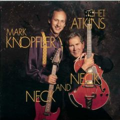 Neck And Neck - LP / Chet Atkins & Mark Knopfler / 1990