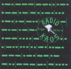Radio kaos - cd / Roger Waters / 1987