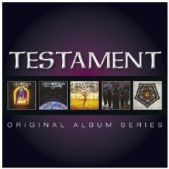 Original Album Series - 5cd / Testament / 2013
