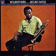 Milestones....  - LP / Miles Davis / 1958 / 2014