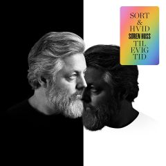 Sort og Hvid til Evig Tid - CD / Søren Huss / 2019