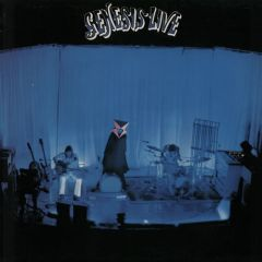 Live - CD / Genesis / 1973