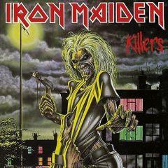 Killers - LP / Iron Maiden / 1981/2014