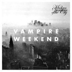 Modern Vampires Of The City - LP+CD / Vampire Weekend / 2013
