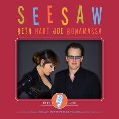 Seesaw  - LP / Beth Hart & Joe Bonamassa / 2013