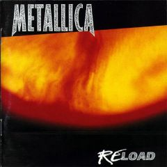ReLoad - CD / Metallica / 1997