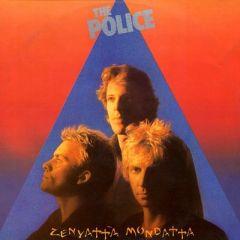 Zenyatta mondatta - cd / Police / 1980
