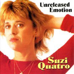 Unreleased Emotion - cd / Suzi Quatro / 2012