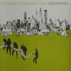 The hissing of summer lawns - CD / Joni Mitchell / 1975