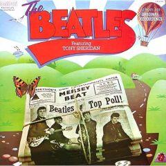 Featuring Tony Sheridan - LP / The Beatles