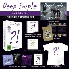 Now What / Limited Edition Box - cd+dvd / Deep Purple / 2013