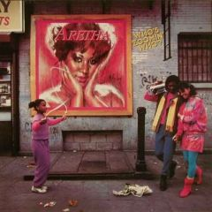 Who's Zoomin' Who?- LP / Aretha Franklin / 1985