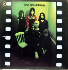 The Yes Album - cd / Yes / 1971