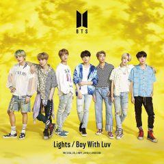 Lights / Boy With Luv - CD + DVD / BTS / 2019