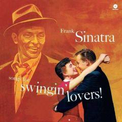 Songs For Swingin' Lovers! - CD / Frank Sinatra / 1955