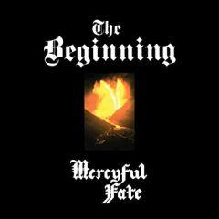 The Beginning - LP (Orange/Hvid vinyl) / Mercyful Fate / 1987 / 2020