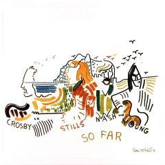 So Far - LP / Crosby, Stills, Nash & Young / 1974 / 2018