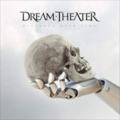 Distance Over Time - CD / Dream Theater / 2019