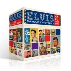 The Movie Soundtracks / 20 Original Albums - 20 cd / Elvis Presley / 2014
