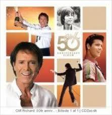 50th Anniversary Album - 2CD / Cliff Richard / 2008