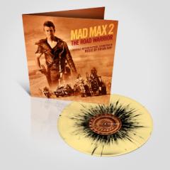 Mad Max 2 - The Road Warrior - LP (RSD 2019 Farvet Vinyl) / Soundtrack | Brian May / 1982 / 2019